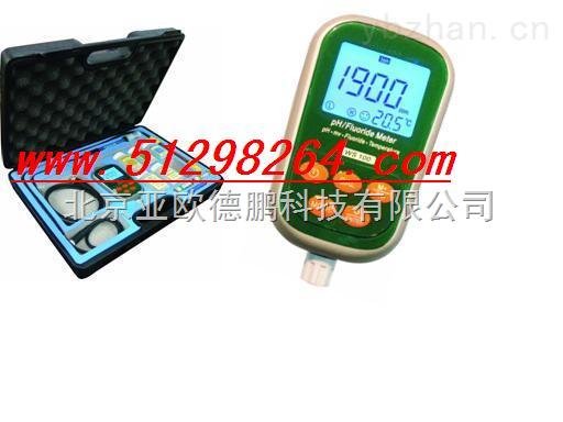 DP-WS100-pH/氟離子濃度計/pH/氟離子檢測儀/pH/氟離子測試儀