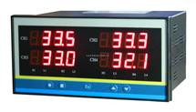 四路溫度測控儀,溫度表,測溫儀,YK-14A
