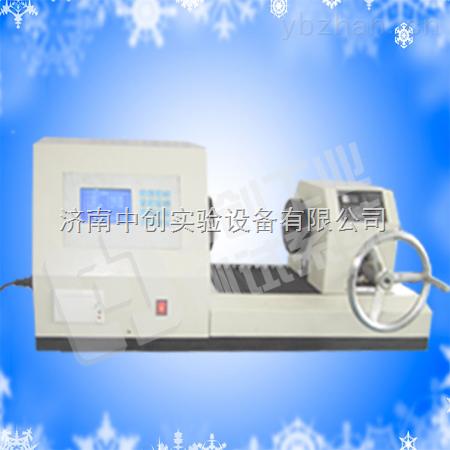 磷銅彈簧扭矩實驗設備,磷銅彈簧扭轉角度測量儀,寶塔彈簧扭力檢驗儀
