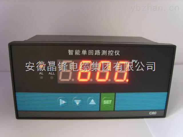 智能温度数字显示控制仪