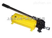 SYB-2單向手動油泵