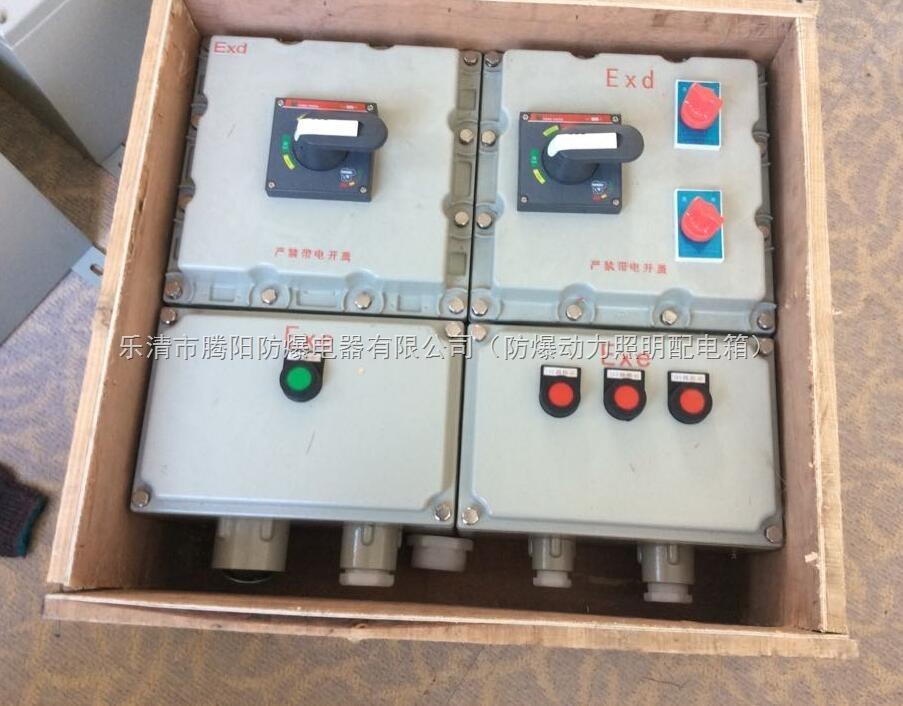 bxk-异地控制电机防爆配电箱/供应异地控制电机动力