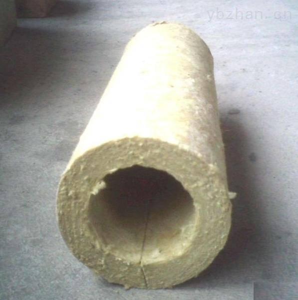 绿色环保岩棉保温管 岩棉管生产销售厂家九纵品牌