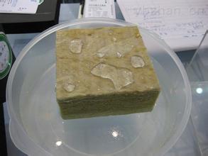 憎水岩棉保温板 透湿指数高水汽不透