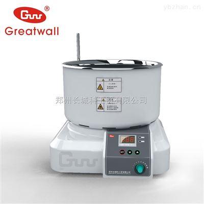 hwcl-3集热式恒温磁力搅拌浴