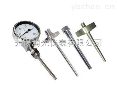 热套管式双金属温度计厂家