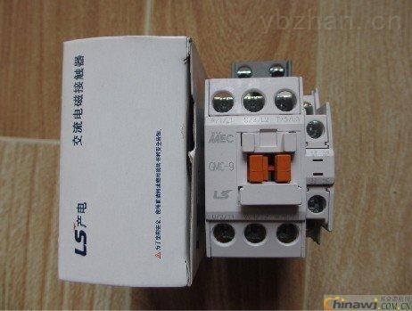 压力表控制交流接触器接线图