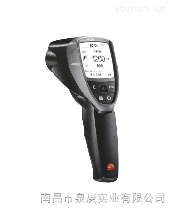 德图红外高温测温仪|德国Testo手持红外温度测量仪
