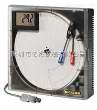 FH320/FH325-美国DICKSON 温度/湿度/露点图表记录仪