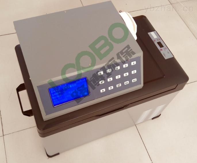 LB-8000D-廠家直銷LB-8000D便攜式水質等比例采樣器新款智能水質采樣器