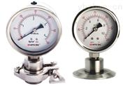Y-M系列卫生型隔膜压力表
