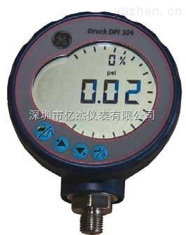 DPI104-GE Druck德鲁克DPI104数字标准压力表
