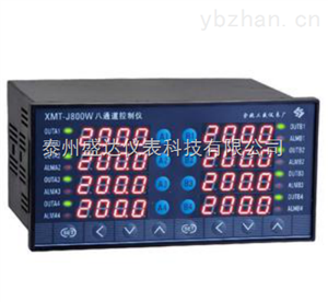 MZ-J800W型八通道温度控制仪