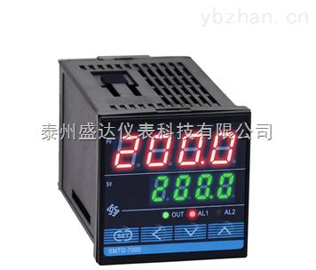 XMTD-7412智能温控仪