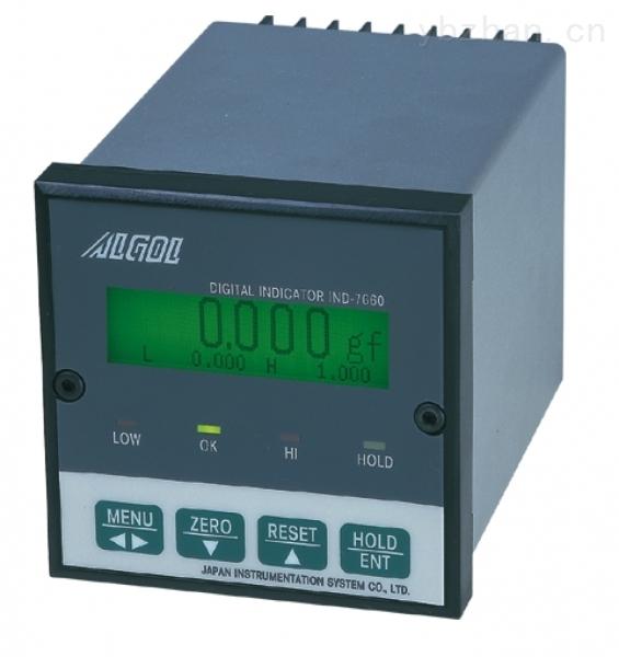 日本TNS - 7660 数字显示器