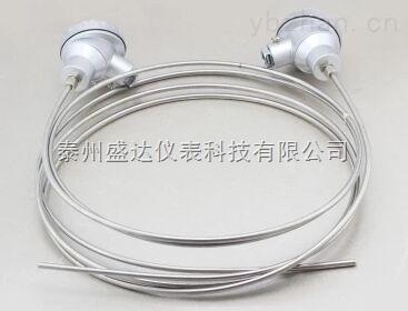 WRPK-131铠装铂铑热电偶