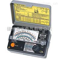 MODEL 3321A/3322A共立MODEL 3321A/3322A/3323A 指针式绝缘电阻测试仪