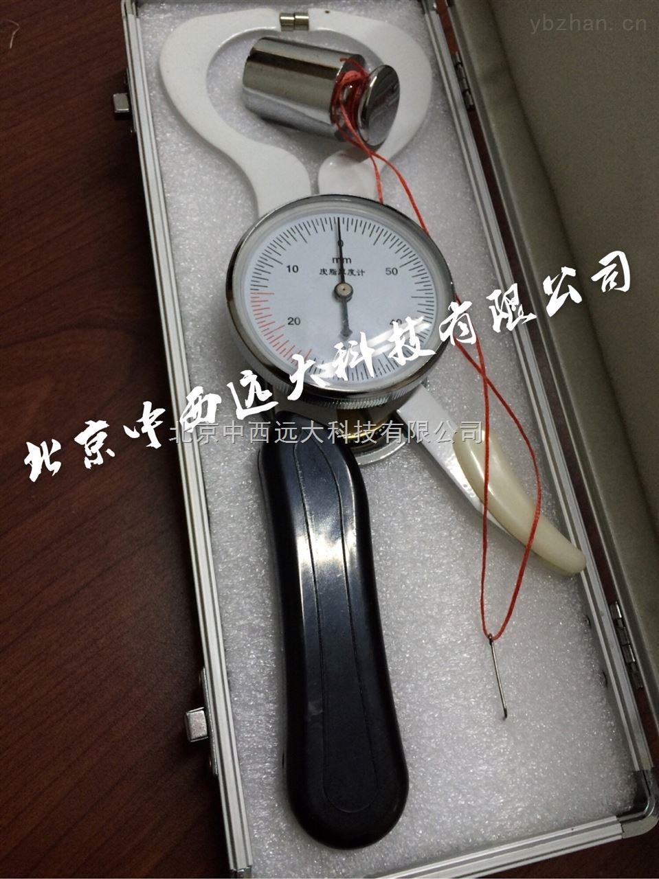 库号:M380980-皮褶厚度计/皮脂厚度计(量程60mm)