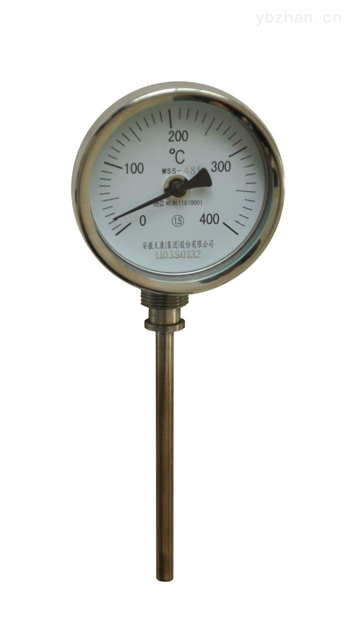 WSS-481-TH02B-双金属温度计