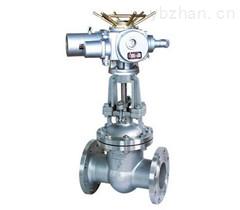 Z941H-40C-铸钢材质电动闸阀