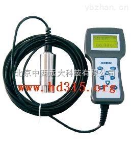庫號:M286238-便攜式污泥濃度計(便攜式懸浮物測定儀)現貨