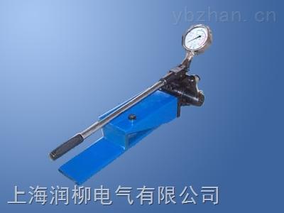 SYB-2S型手動油泵廠家供應