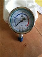 径向耐震压力表