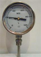 WSSN上海温度仪表双金属温度计
