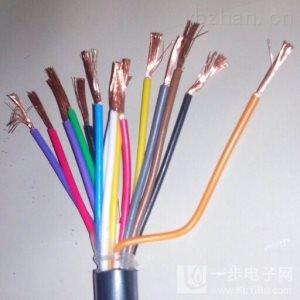 矿用通信电缆MHYVR1*2*7/0.28价格