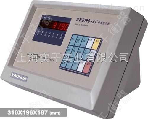 上海耀华称重仪表显示器