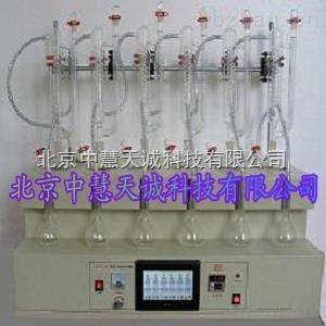 ZH11232型智能一體化蒸餾儀