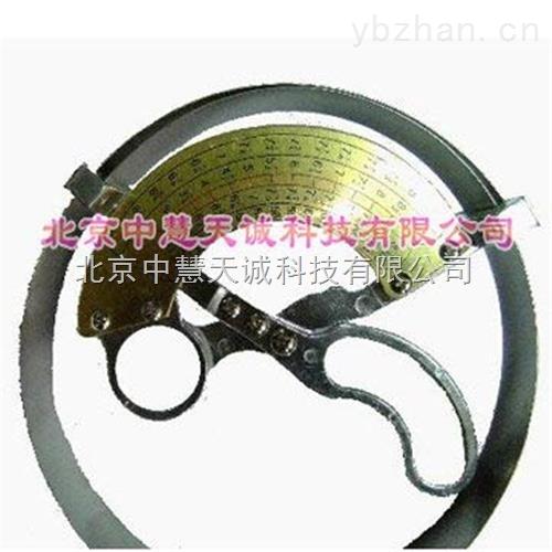 ZH11163型高精度头盔内腔尺测定仪/头盔尺寸测量仪