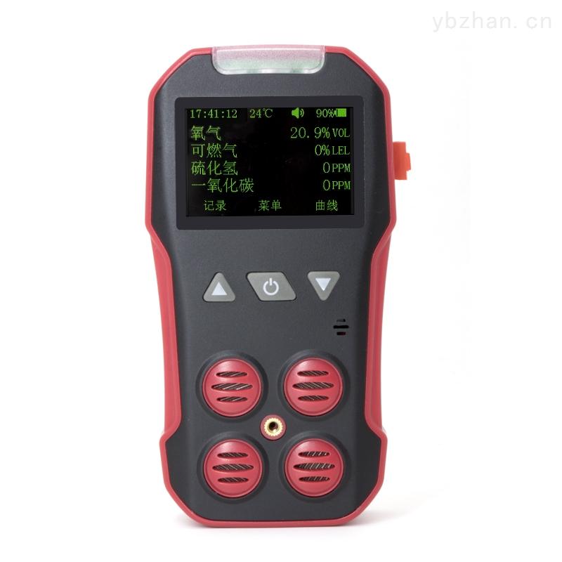 二合一气体检测仪生产厂家