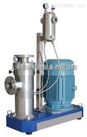 GM2000/4-水产饲料磷虾粉湿法超细粉碎机