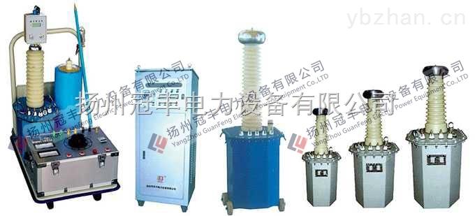上海电缆工频耐压试验设备注意事项