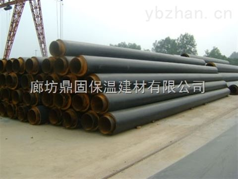 219*6塑套钢直埋暖气保温钢管详细报价