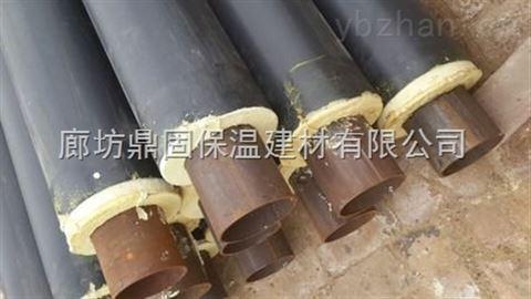 48*4聚氨酯热水暖气保温钢管诚信厂家报价