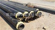 焊接直埋热力管网施工地埋保温规格