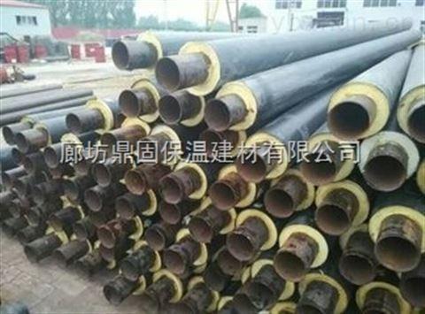 临汾市热力聚氨酯发泡保温钢管制造商