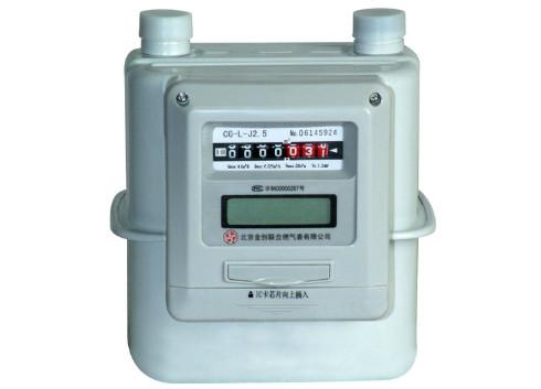【仪表最新专利】一种膜式燃气表