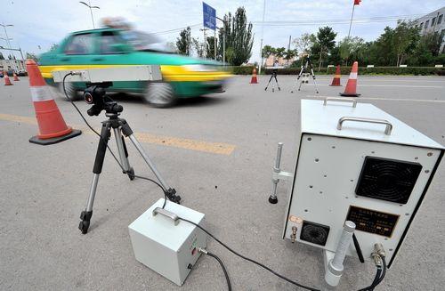 河北石家庄大气环境监测方案出台 将设超标车显示屏