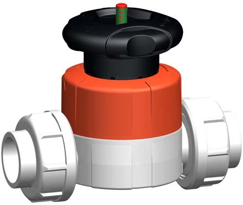 瑞士 gf 手动隔膜阀;  gf pvdf球阀, gf pvdf隔膜阀,pvdf蝶阀;; gf图片