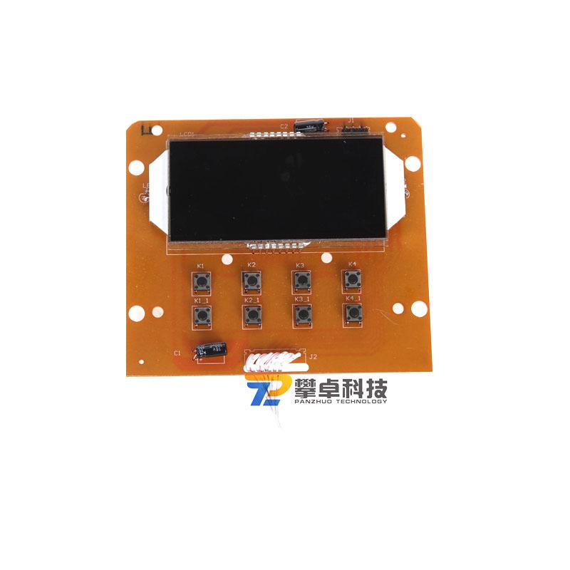 数字液晶显示光功率电路板