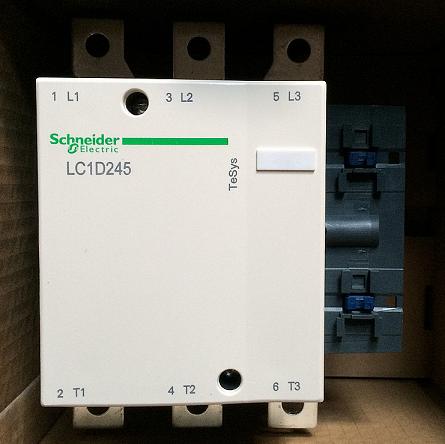 40~65a的新款接触器,采用everlink接线技术