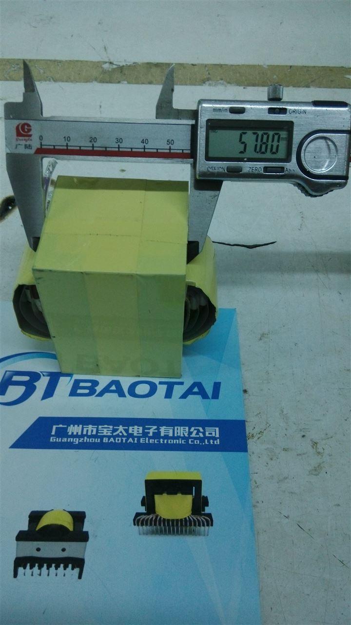 ee70三磁芯变压器 ee70三磁芯高频变压器 汽车充电桩电源变压器 大