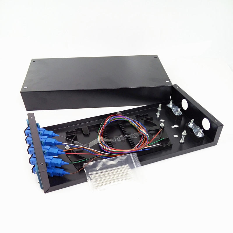 8口光纤终端盒 光缆终端保护盒 光纤接线盒 光纤终端盒