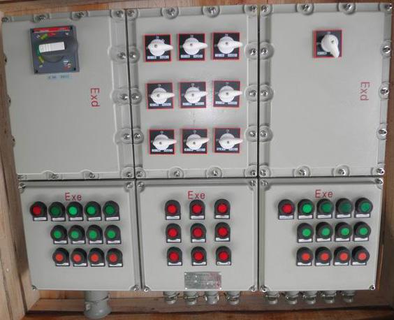 祈望专业生产防爆照明动力配电箱厂家