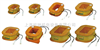 MZD1-300A/100%单相交流制动电磁铁线圈
