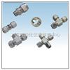 LSG4铜卡套气动管路接头(塑料管用)
